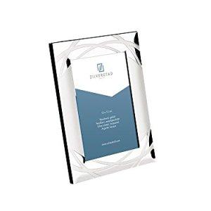 Zilverstad 7637232  Cornice per foto Verona lucida argento argento