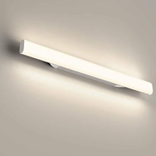 12W 1200lm 44cm LED lampada da specchio per trucco Bianco neutro 4000 K Lampada Bagno SpecchioApplique Bagno Lampda Bagno Specchio 85V260V