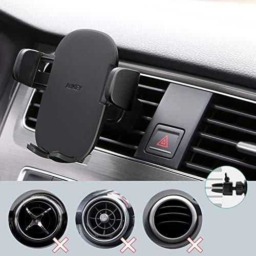 AUKEY Supporto Cellulare Auto 360 Gradi di Rotazione