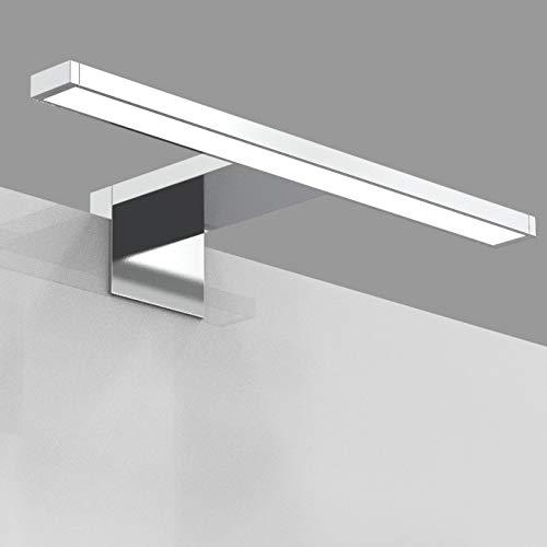 Luce da specchio LED luce bianca neutra 4000K larghezza 30 cm lampada per bagno luce per trucco illuminazione armadietto 5W 230V IP44