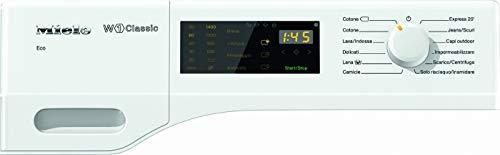 Miele WDB 038 WPS Active lavatrice Libera installazione Caricamento frontale Bianco 7 kg 1400 Girimin A