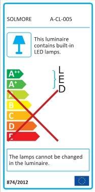 Plafoniera LED Soffitto SOLMORE Lampada a Soffitto Impermeabile IP54 18W 1700LM Bianco Diurno 5000 Uniforme Alta Luminosit Super Leggero Plafoniera Moderna per Bagno Camera da Letto Corridoio