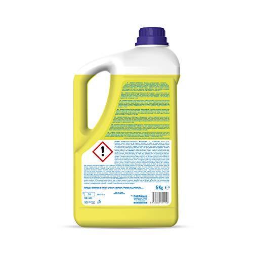 Sanitec Igienic Floor Fiori DArancio e Bergamotto Detergente Pavimenti 5 kg