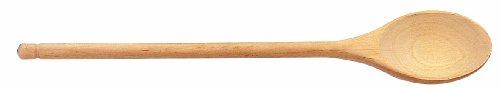 Tescoma 637315 Woody Cucchiaio Ovale Legno Naturale 30 cm