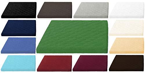 Adatto allasciugatrice e al Lavaggio in Lavatrice Colori Dimensioni Circa 60 cm x 60 cm x 5 cm di Brandseller