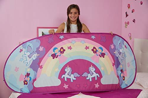 BEST DIRECT Starlyf Sleepfun Tent Tenda Pop Up Struttura Decorativa per Letto dei Bambini  Accessorio per Cameretta Bimbi in Due Colori Rosa o Blu Rosa