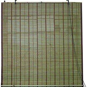 Blinky 9691510 Tapparella per Porte Bamboo