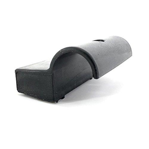 Cortassa Innesto A Cappuccio in Plastica MOD10  Porta Listello  Ricambio per Doghe 9Pz