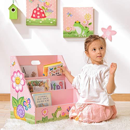 Fantasy Fields libreria in Legno per Bambini 4699x2953x4763