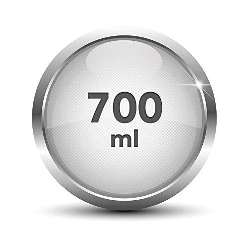 Imetec BL3 300 Frullatore Compatto Bicchiere in Plastica BPA Free Capacit 700 ml Coperchio Dosa Liquidi 250 W