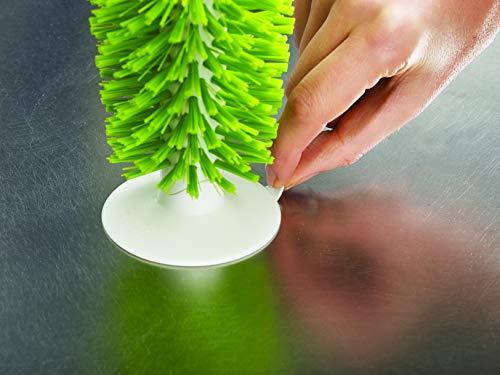 Joseph JosephSpazzola per InSpazzola per bicchieri tazze bicchieri e tazze In plastica colore grigio