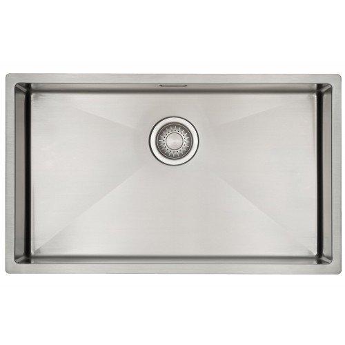 Lavello da cucina Mizzo Design Linea 70 cm  Lavello quadrato da 80 cm