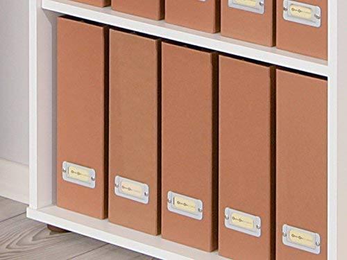 Links  Simply A12  Libreria Dim 60x30x180 h cm Col Bianco Mat Nobilitato