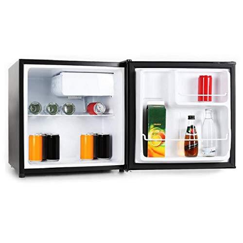 Melchioni ARTIC47LT Mini frigo bar con congelatore A Silenzioso 47L Compressore e freezer Frigorifero piccolo portatile da camera ufficio BB Hotel Classe di efficienza energetica A