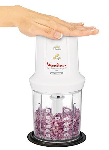 Moulinex MultiMoulinette Compact 1 Tritatutto 250 ml 350 W Plastica Bianco