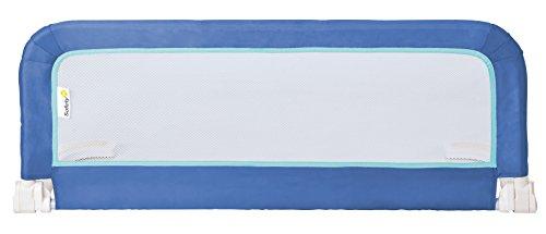 Safety 1st  Sponda di sicurezza portatile Pieghevole per materassi di lunghezza superiore a 156 cm e spessore da 10 a 24 cm