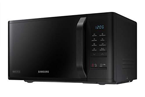 Samsung MS23K3513AK Forno Microonde Grill Combinato 23 Litri 800 W Grill 1100 W Nero