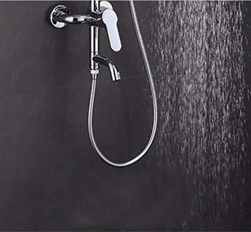 Soffione Doccia microfono con alta pressione per box doccia soffione risparmio idrico 3 Funzione ABS 079in