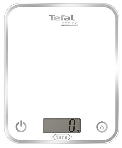 Tefal Optiss BC5000 Acciaio Bianco elettrica
