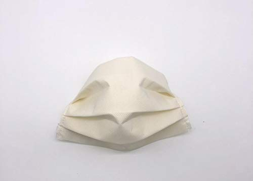 TNT riutilizzabili ad uso individuale generico lavabile con elastici  100 Made in Italy  5pz