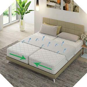 Unisci Materassi  Il ponte dellamore per materassi bianco di Bedbinders  Unisce due materassi in una grande superficie   Fascia Unisci Materassi  Universale