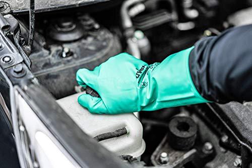 Uvex  Guanti di protezione dai rischi chimici e meccanici in nitrile XL taglia produttore 10