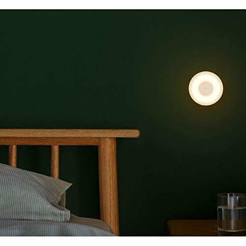 Xiaomi Motion Activated Night Light 2 Luce di Notte per Bambini Armadio Corridoio Cucina Scale Luminosit Regolabile Intelligente Sensore del Corpo Umano con Base Magnetica