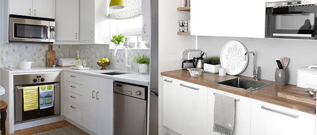 Come arredare una cucina piccola  Blog Arredamento