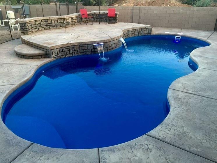 Costo piscine prefabbricate  Accessori piscine  Prezzo e costo delle piscine prefabbricate