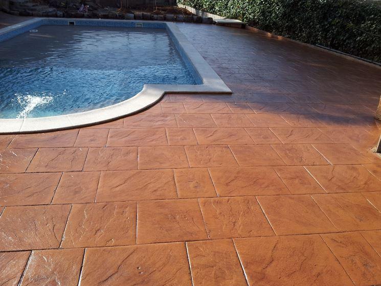 Pavimenti in cemento  pavimenti esterno  Caratteristiche dei pavimenti in cemento