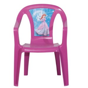 Bambini impilabili Princess Chair