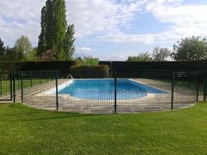 recinzione per il giardino