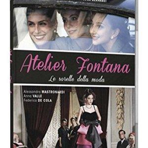 Atelier Fontana  Le Sorelle Della Moda 2 Dvd