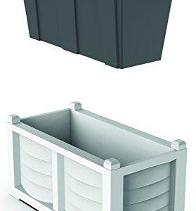 Bama 31965 Kit Arredo Bianco 80x425x42 cm