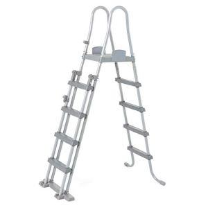 Bestway 58332  Flowclear  Scaletta di Sicurezza per Piscina 132 cm