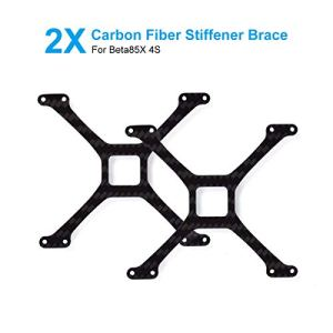 BETAFPV 2pcs Tiny Whoop Frame FPV Stiffener Brace of Carbon Fiber for Beta85X Frame