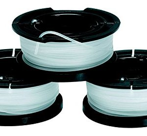 BLACKDECKER A6485XJ Set 3 Rocchetti Filo Nylon Reflex 3 x 10m 15mm