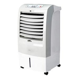 AmazonBasics ventilatore 3 in 1 ventilatore umidificatore e purificatore portatile rotante a 3 velocit con timer e telecomando 60 W
