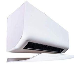 Deflettore condizionatore Climik 80X30 cm con PANNELLO ANTICONDENSA design deflettore climatizzatore deflettore aria condizionata Made in Italy