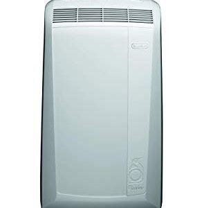 DeLonghi PAC N77 ECO Climatizzatore Portatile Pinguino 2100 W 62 Decibel plastica bianco