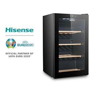 Hisense RW30D4AJ0 Cantina Vino 32 Bottiglie Classe Energetica A Capacit 110 L 39 Decibel Nero