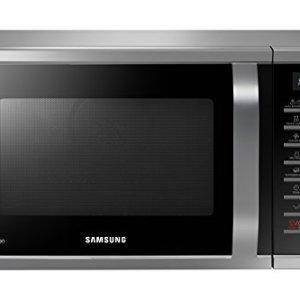 Samsung MC28H5015CS Forno a Microonde Combinato SmartOven 900 W Grill 1500 W 28 L Argento