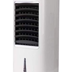 Air Cooler PRO Condizionatore portatile con funzione deumidificatore 3 in 1 refrigeratore deumidificatore e purificatore daria climatizzatore mobile con timer e telecomando ottimale fino a 75 m2