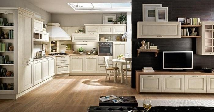 arredare cucina e soggiorno insieme è facile quando a tutti piacciono le stesse cose e vogliono gli stessi pezzi. Soluzioni D Arredo Per Far Convivere Cucina E Soggiorno