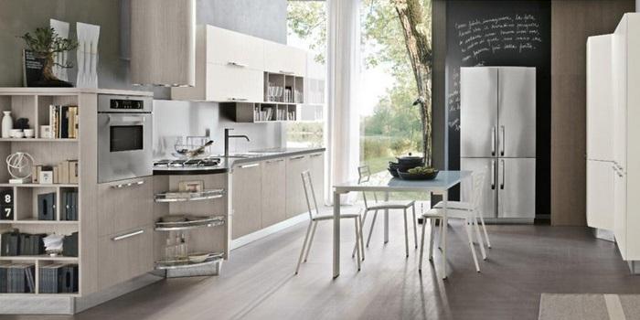Idee per arredare una cucina piccola senza rinunciare a