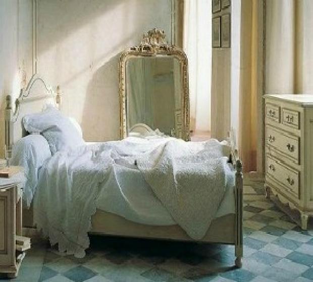 Camera da letto provenzale arredarla al meglio