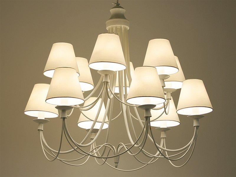 Lampadari in stile provenzale come creare la giusta