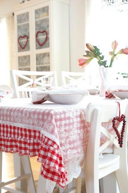 Le pi belle foto con tessuti a quadretti in stile Country e Shabby Chic  Arredamento Provenzale