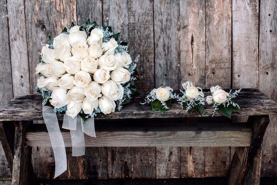 Idee e consigli per il bouquet della sposa nel matrimonio in stile Shabby Chic  Arredamento