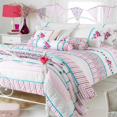 6 romantiche trapunte estive in stile Shabby Chic in vendita online su Amazon a prezzi